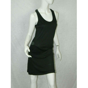 Alternative Sleeveless Racerback Maxi Dress Sz L